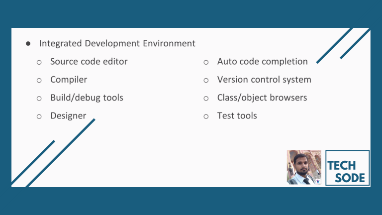Read more about the article What is IDE(Integrated Development Environment)?