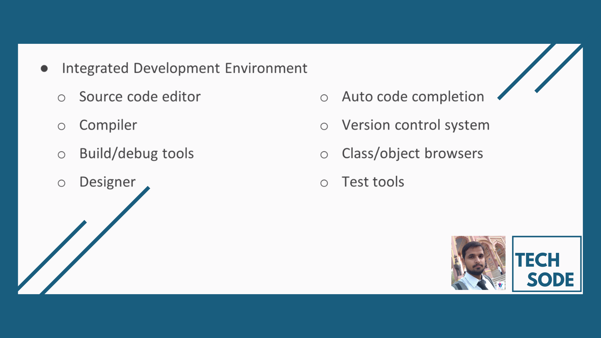 What is IDE(Integrated Development Environment)?