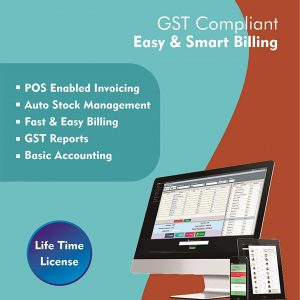 BILL SMART – GST Compliant, Billing, Invoicing, Software