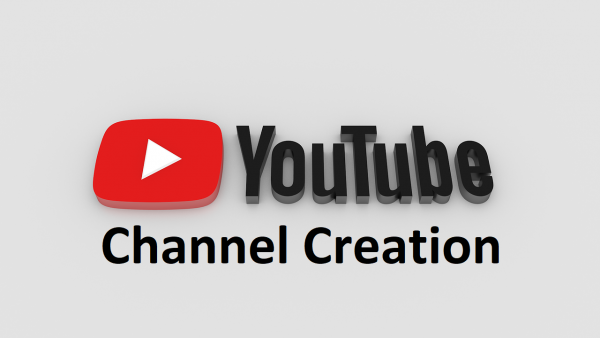 YouTube Channel Creation