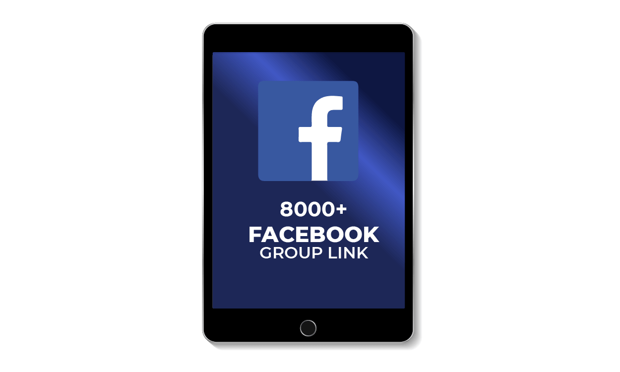 FACEBOOK GROUPS YOU NEED TO JOIN
